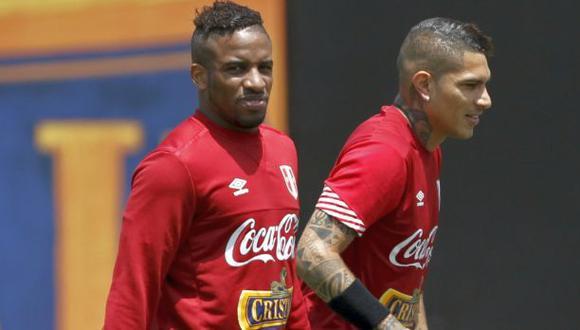 Farfán felicitó a Guerrero por título y le dejó curioso mensaje
