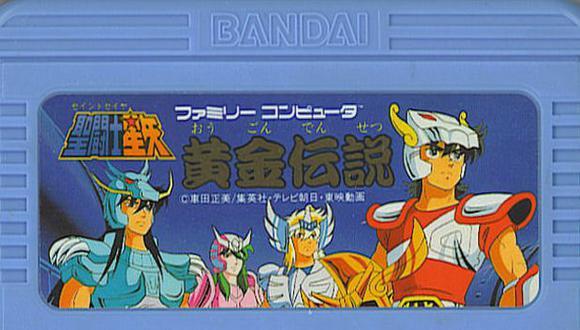 Saint Seiya: los videojuegos inspirados en la serie