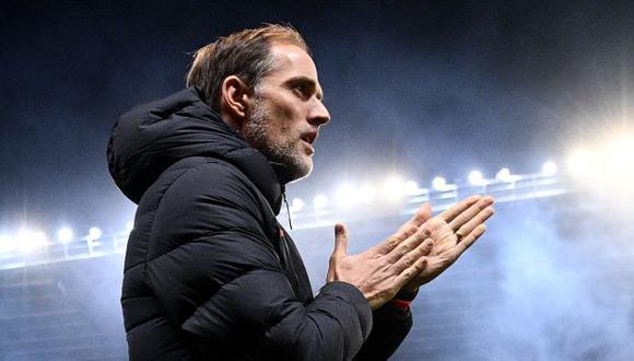 Thomas Tuchel era entrenador de PSG desde julio del 2018. (Foto: AFP)