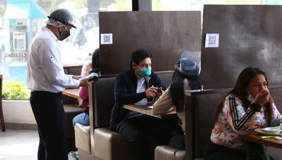 Ahora Perú ha señalado que luego de cuatro meses de paralización, de forma definitiva se ha producido el cierre definitivo de restaurantes y cafeterías. (Foto: GEC)