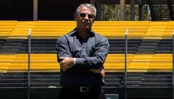 Pablo Bengoechea fue presentado como nuevo director deportivo de Peñarol. (Foto: Peñarol)