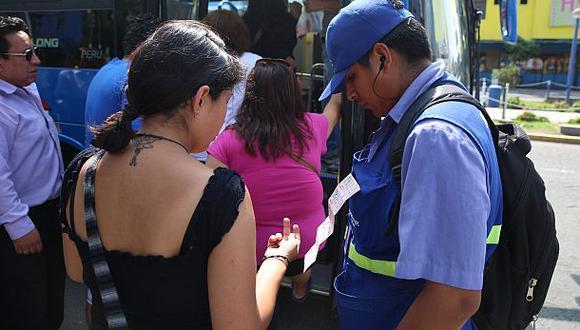 Lima asegura que habrá cobro electrónico en corredores el 2016
