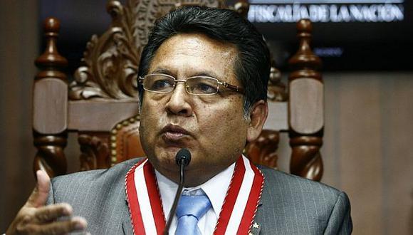 Ramos Heredia nuevo fiscal de la Nación: 82% está en desacuerdo