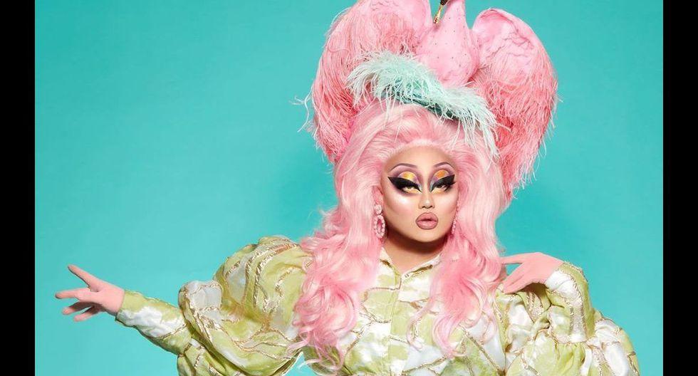 3. Kim Chi, participante de la temporada 8 del programa, tiene 1.86 millones de seguidores. Este año presento su marca de maquillaje ''KimChi Chic Beauty'' y participó en la gira ''Werq the World'' junto a otras colegas.