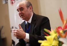 """Luciano Mariz: """"Liquidar a Odebrecht en Brasil no es determinante para nosotros"""""""