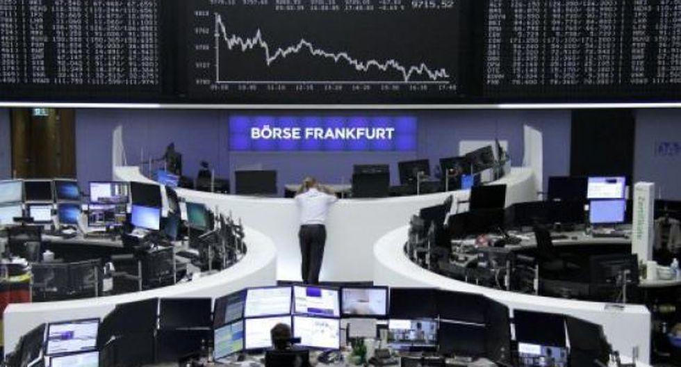 La Bolsa de Fráncfort cerró con una subida de un 0,91 %. (Reuters)