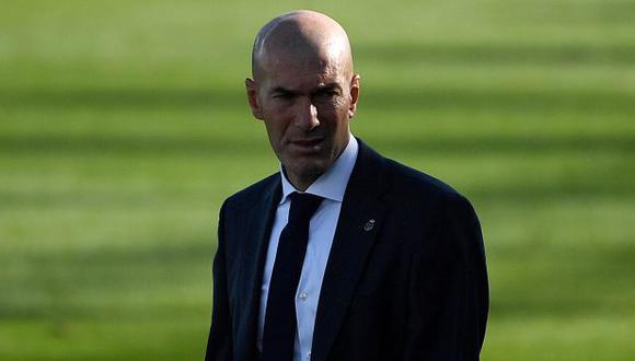 Zidane no podrá contar con Ramos ni Benzema para el duelo ante Inter de Milán. (Foto: AFP)
