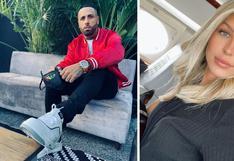Nicky Jam confirma que terminó su relación con Cydney Moreau, a quien le pidió matrimonio hace un año | VIDEO