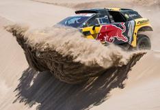 Dakar 2019: Sebastien Loeb vuelve a ganar y ya es segundo de la general