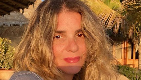 """""""¿Cómo están? Yo aquí estoy en Piura, me he enterado hace un par de horas que hubo un sismo de 6.1 en Sullana"""", dijo Johanna San Miguel. (Instagram: @johanna_san_miguel_dammert)"""
