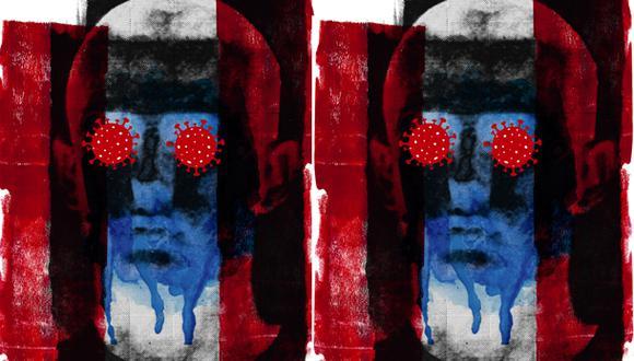 """""""Se posterga por quinta vez el fin del aislamiento social obligatorio sin tener claridad sobre la estrategia que seguirá el Ejecutivo"""". (Ilustración: Giovanni Tazza)"""
