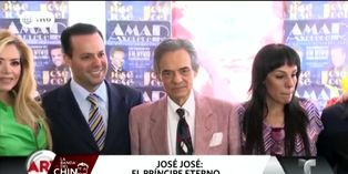 """José José: la guerra sin fin entre los herederos del """"Príncipe de la Canción"""""""