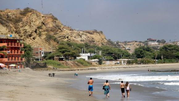 Tumbes: Adolescente murió ahogado en playa de Zorritos