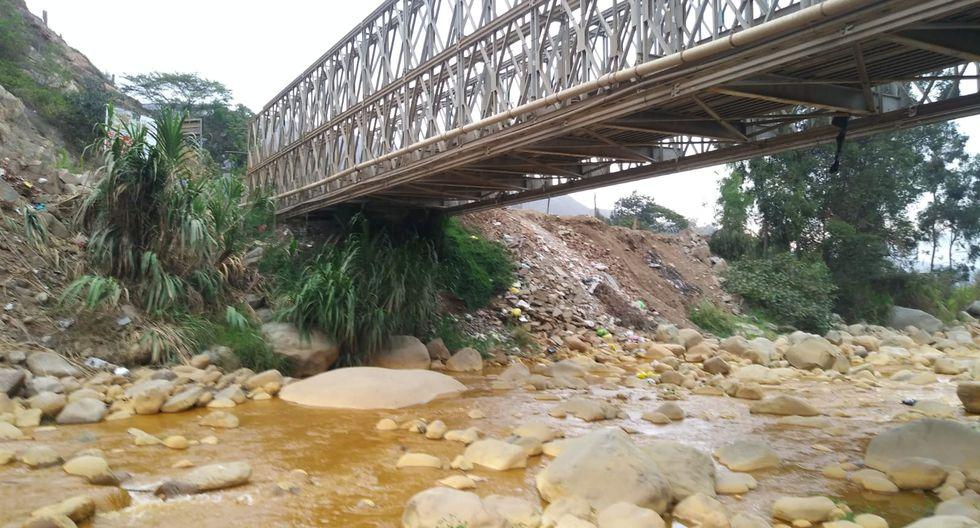 Autoridades señalan que río contienen composición de metales pesados que son cancerígenos y altamente tóxicos. (Foto: Defensoría del Pueblo)