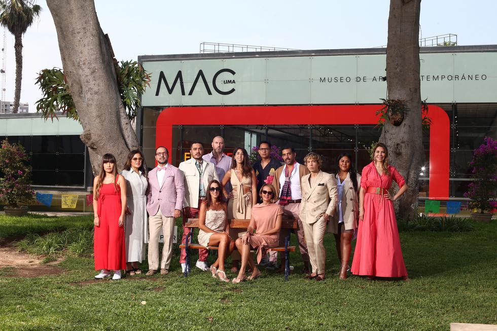 La Semana de la Moda de Lima se muda al Museo de Arte Contemporáneo, para mostrar un escenario con un toque minimalista y muy actual, donde el color blanco predominará para que las prendas mostradas sobre cada pasarela sean protagonistas. (Foto: El Comercio).