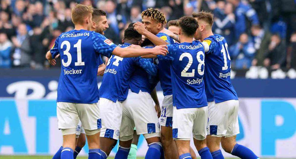 15. Schalke 04: Valor estimado en millones de euros: 814. (Foto: AFP)