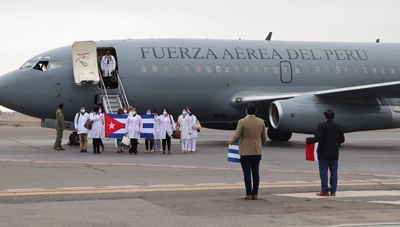 """""""El Gobierno peruano, ¿está promoviendo la esclavitud cubana en territorio nacional?""""."""