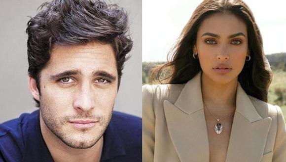 Renata Notni y Diego Boneta hicieron público su romance en abril de 2021 (Foto: Diego Boneta / Renata Notni / Instagram)