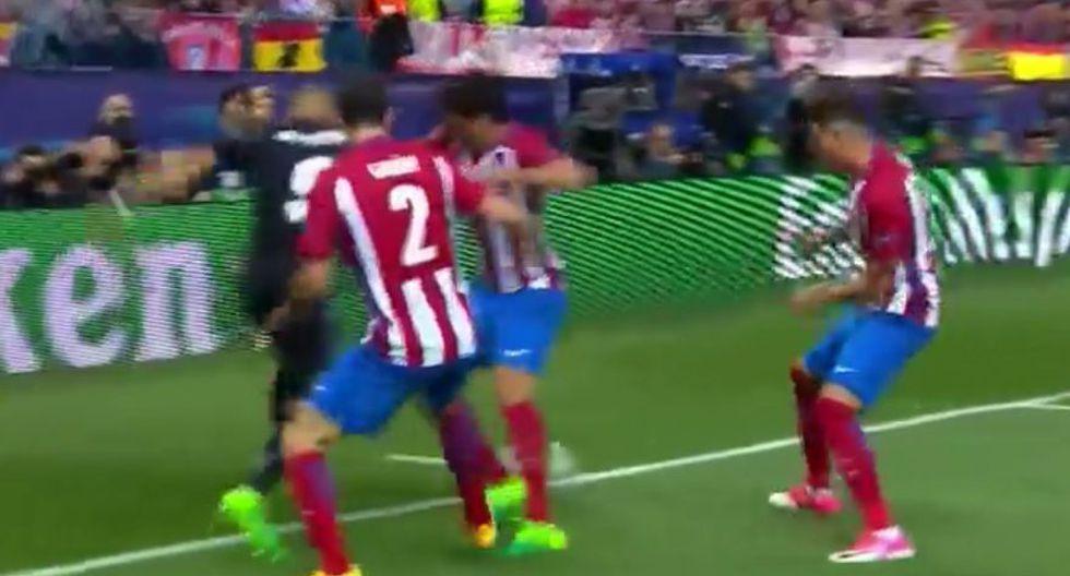 CUADROxCUADRO de la jugada antológica de Benzema y gol de Isco - 13