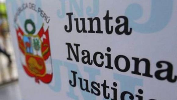 Junta Nacional de Justicia continúa ejecutando con su plan de trabajo. Esta vez, seleccionará a los jefes nacionales de la Autoridad Nacional de Control del Ministerio Público y del Poder Judicial  . (Foto: GEC)