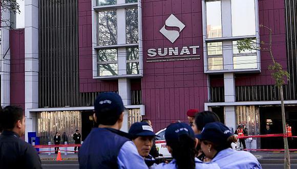 Sunat alista nueva gerencia para fiscalizar a personas evasoras