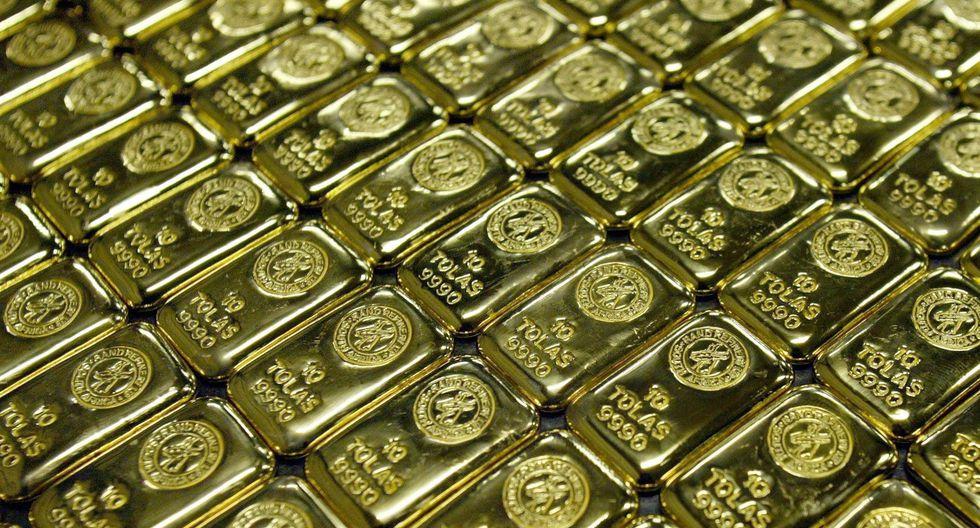 Los futuros del oro en Estados Unidos bajaban un 0,4% a US$1.465,70 dólares la onza. (Foto: Reuters)