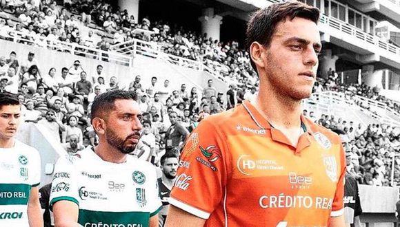Juarez FC se quedó con los derechos de Alejandro Duarte hasta el 2021. (Foto: Zacatepec)