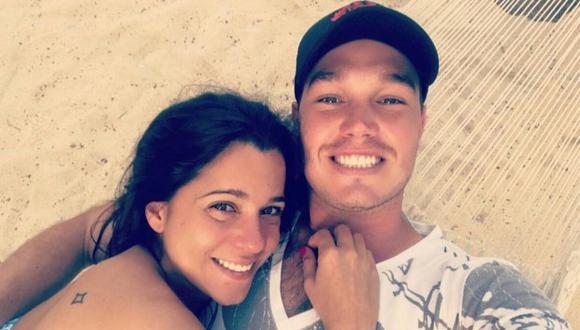 Vanessa Terkes y George Forsyth a lo largo de su relación se han mostrado muy enamorados | Foto: Instagram