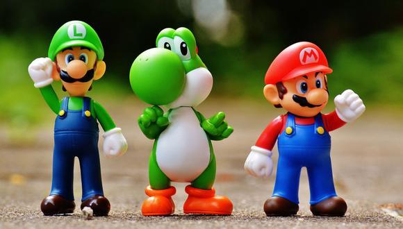 Super Mario Bros es uno de los preferidos cuando se habla de videojuegos. (Foto: Pixabay)