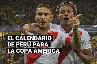 Copa América 2021: Estas son las fechas y sedes en las que jugará la selección peruana