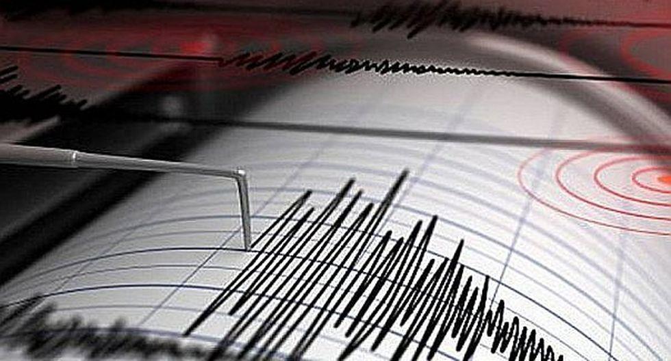 Sismo de magnitud 4.2 se registró en Ica.