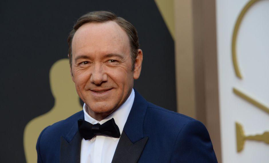 """Teatro de Londres recibe 20 testimonios de conducta """"inapropiada"""" de Spacey"""