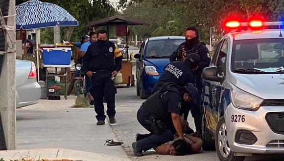 México: muere mujer mientras era sometida por policías en Tulum, Quintana  Roo | VIDEO | MUNDO | EL COMERCIO PERÚ