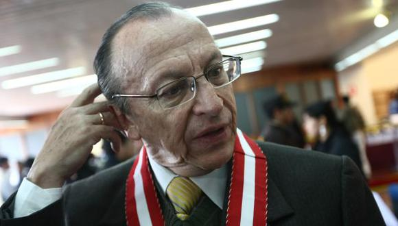 Peláez: CNM recomienda sanción menor por remoción de fiscales