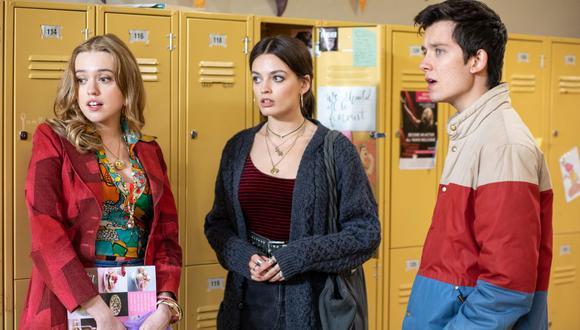 """Escenas de la segunda temporada de """"Sex Education"""". (Foto: Netflix)"""