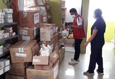 Huánuco: hallaron medicinas vencidas en almacén de Red de Salud de Leoncio Prado