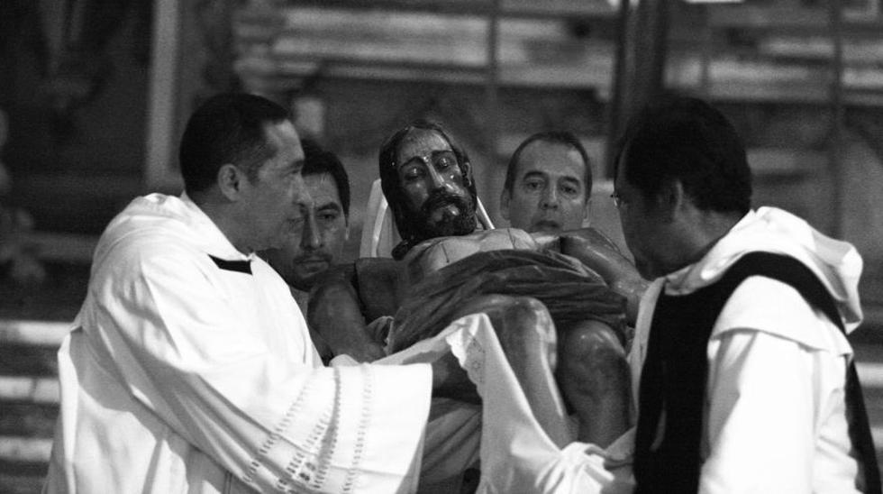 Cristo del descendimiento: Devoción con espíritu virreinal - 3