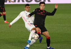 DIRECTV EN VIVO: Real Madrid 1-1 Real Sociedad: sigue aquí el partido por LaLiga EN DIRECTO