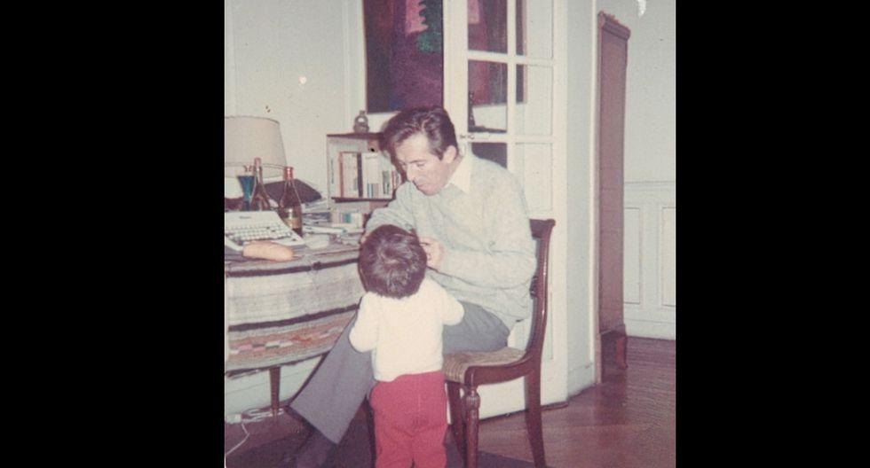 La intimidad de Julio Ramón: el álbum más personal de Ribeyro - 13