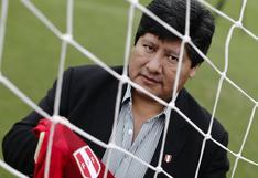 """Edwin Oviedo: """"Si comprueban actos impropios, presentaré mi renuncia irrevocable"""""""