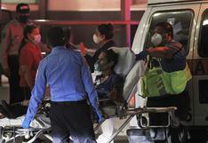 México registra 484 muertes por coronavirus en un día y el total alcanza los 218.657