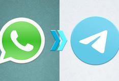 ¿Cómo mandar un mensaje a todos tus contactos de WhatsApp anunciando que te vas a Telegram?