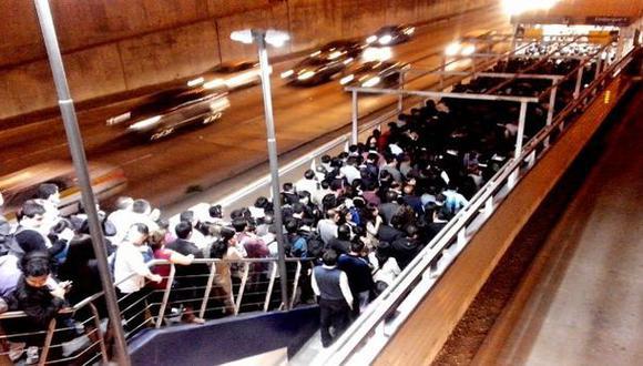 ¿Por qué hubo caos y desorden en el Metropolitano?