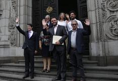 Bancada del Partido Morado apoya que Edgar Alarcón deje de presidir la Comisión de Fiscalización