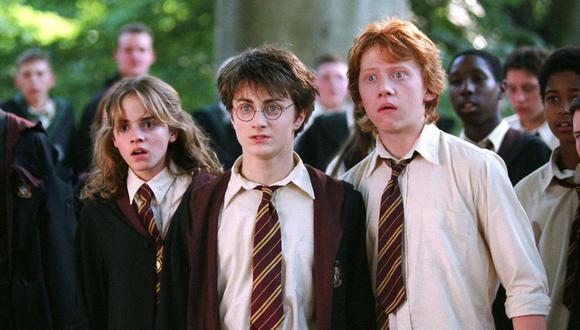 Un tweet bastó para que J.K. Rowling desatara la locura entre los fans de Harry Potter. (Foto: Getty Images)