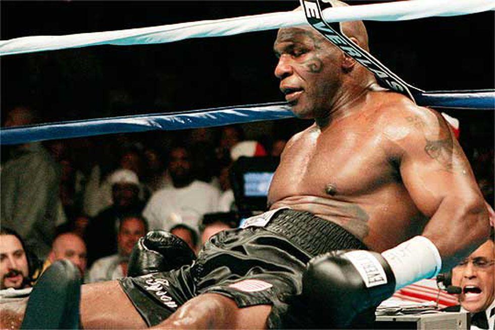 Mike Tyson alcanzó un patrimonio de 300 millones de dolares. (Foto: Reuters)