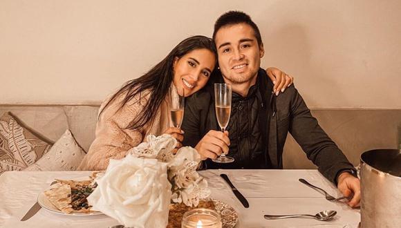 Melissa Paredes y Rodrigo Cuba se han mostrado más unidos que nunca en redes sociales luego de pasar casi cinco meses separados. (Instagram: @gatocuba16 / melissapareds).