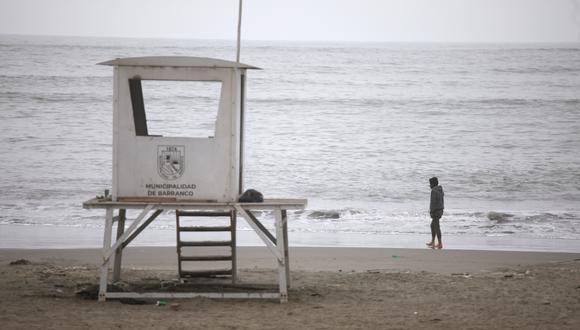 Visitantes a las playas deberán cumplir una serie de disposiciones a fin de evitar la transmisión del COVID-19. (Foto:  archivo GEC)