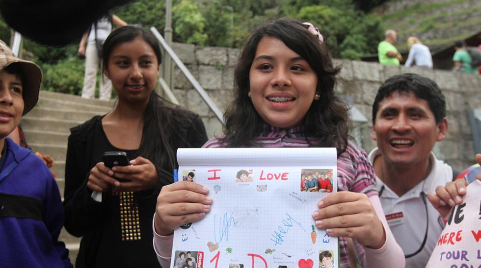 One Direction: Harry y Liam disfrutaron de Machu Picchu - 16