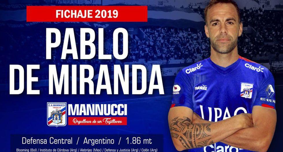 Refuerzos de Club Carlos A. Mannucci.